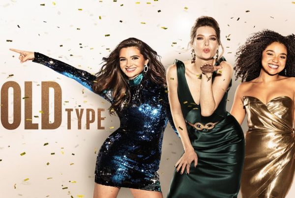 The Bold Type on Showmax